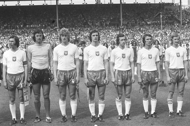 Polish football/soccer team