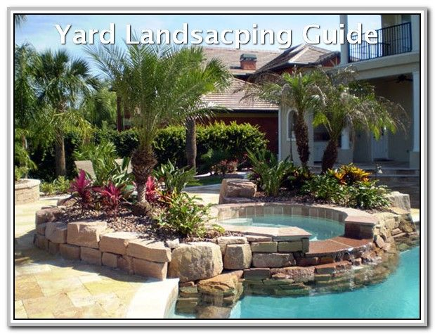 Knowledge About Landscaping Landscaping Lovers Pool Landscaping Backyard Pool Landscaping Garden Pool Design