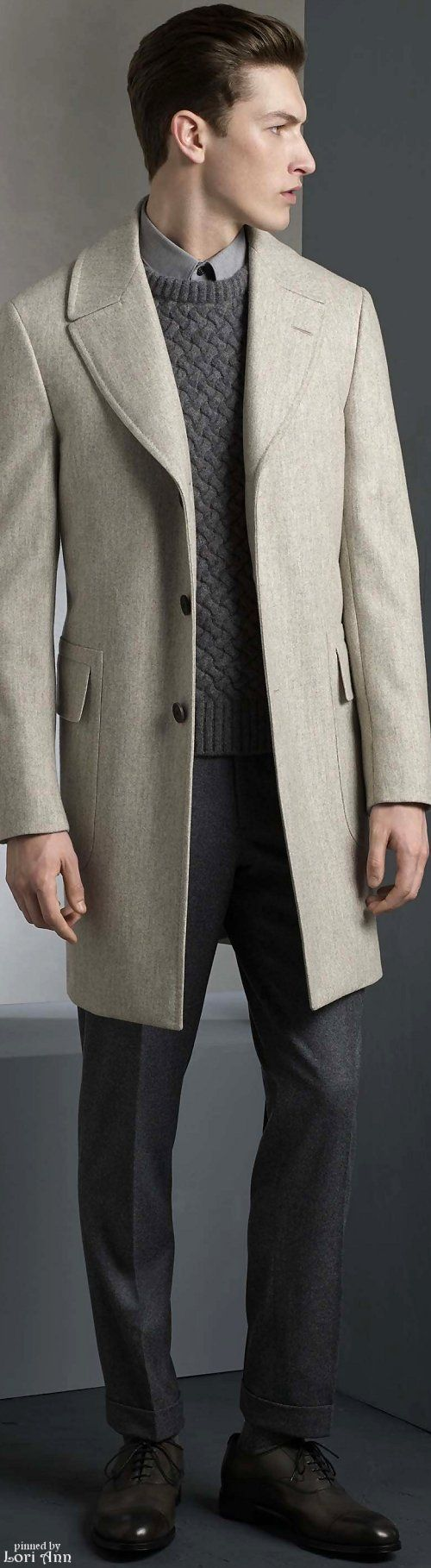 Gieves & Hawkes Fall 2016