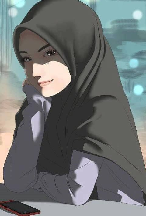 Muslimah Anime, Manga Drawing
