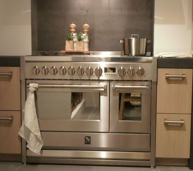 Genesi 100 - Kuchnie Steel