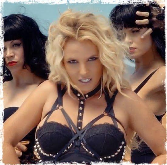 Be Bloggera: Lanzamiento mundial: Vean el nuevo video Work Bitch de Britney Spears