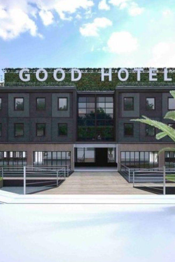 Wie ein Hotelbesitzer Menschen hilft, die keine Chance mehr haben