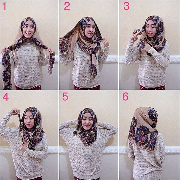Day wear scarf
