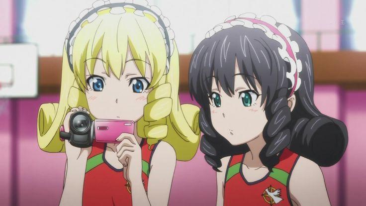 dragonar academy anime characters