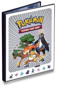 Ultra PRO Pokemon DIAMOND  PEARL - Combo Album - 4 POCKET PORTFOLIO (Pokemon Trading Card Album / Binder) - Original Design - Out of Print!! - Listing price: $19.99 Now: $9.99 + Free Shipping