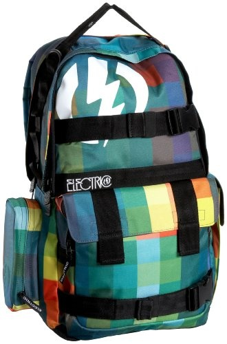 Electric Recoil Backpack « Clothing Impulse
