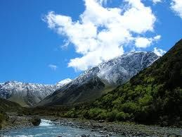 Wilberforce Valley Canterbury NZ