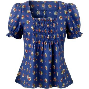 Trix blouse by Cath Kidston