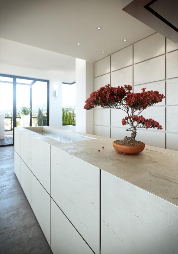 Interior by Antonio Scotti, via Behance