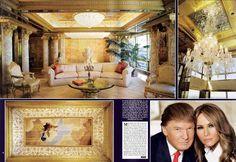 Donald Trump' 5th Avenue home