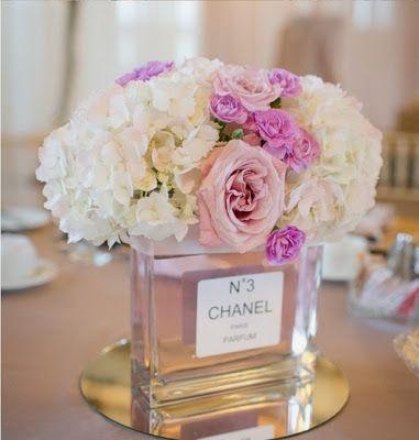 Uma ótima ideia para reutilizar aquele frasco lindo de perfume deixado em algum canto do seu quarto.