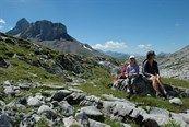 Grachen zwitserland, super interessant wegens de vele mogelijkheden om wandelen te combineren met spelen voor de kinderen