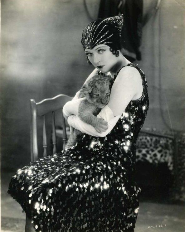 sisterwolf:Jacqueline Logan, actress
