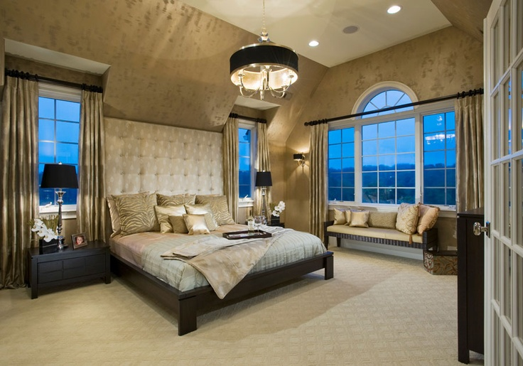 Look at the incredible Master Bedroom done by Lighting-By-Design. Main Line - Philadelphia - Paoli Design Center