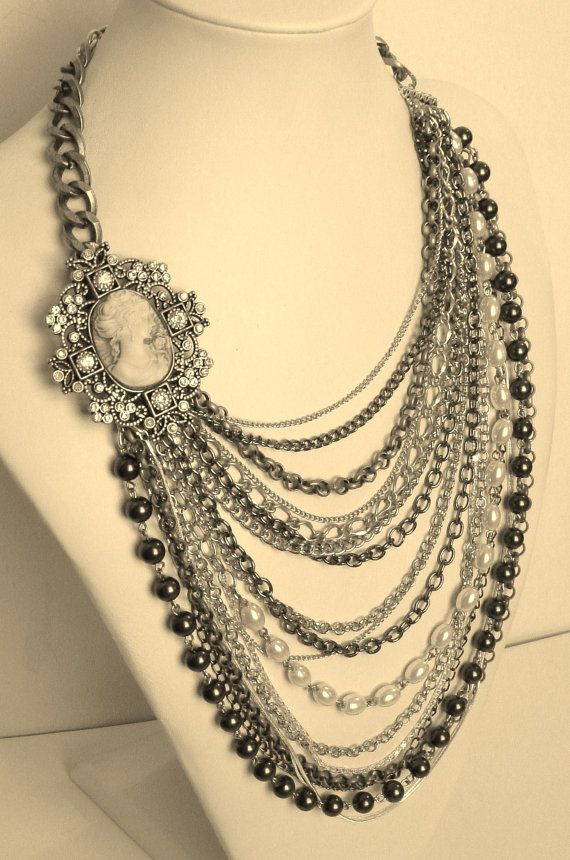 1000 ideas about chain necklaces on pinterest dangle for Stella and dot jewelry wholesale