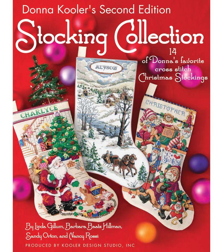 Leisure Arts-Christmas Stocking Book 2Leisure Arts-Christmas Stocking Book 2,