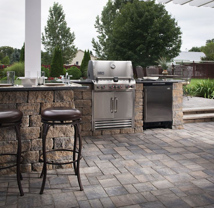 91 best Outdoor Kitchens images on Pinterest Patios, Backyard - mobile mini outdoor kuche grill party