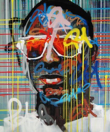Rising star, Cape Town artist Kilmany-Jo Liversage http://www.worldart.co.za