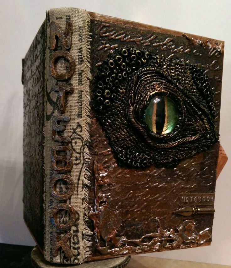 Notebook made by Kathleen zweer-best