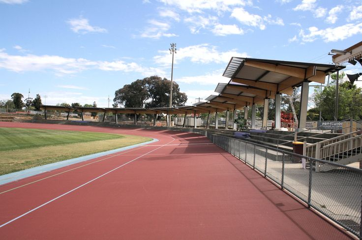 Roof options for sports facilities, the Ritek roof panel is ideal.