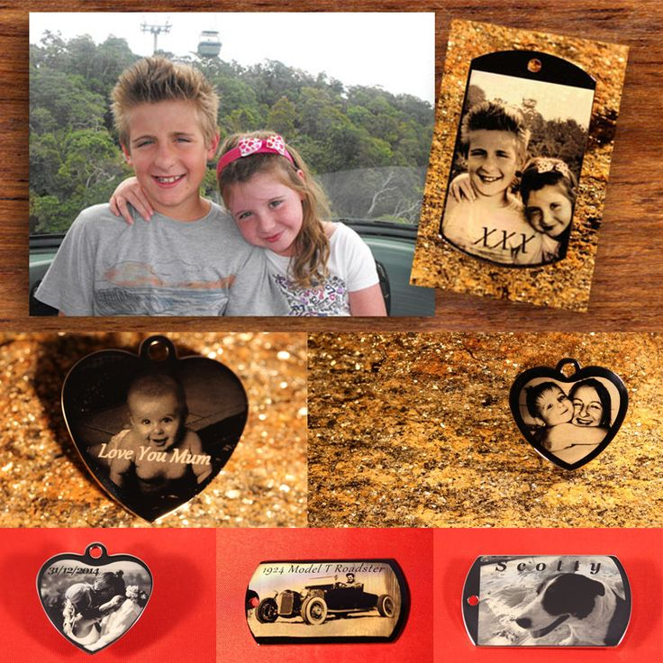 Find our personalised necklace as a great gift for any occasion. Engraved pendant is one of that gifts with you can personalise for anybody. More on our website  www.customimageengraving.com.au  #mengifts #cars #dogs #nedkelly #keyrings #dogtag #personalized #perfectgift #engraved #photo #giftlovers #carlovers #engravedpendants #gift