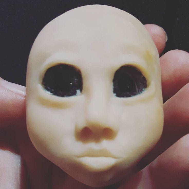 #bjd #artdoll #handmadedoll #doll #polymerclay #sculpey #handmade