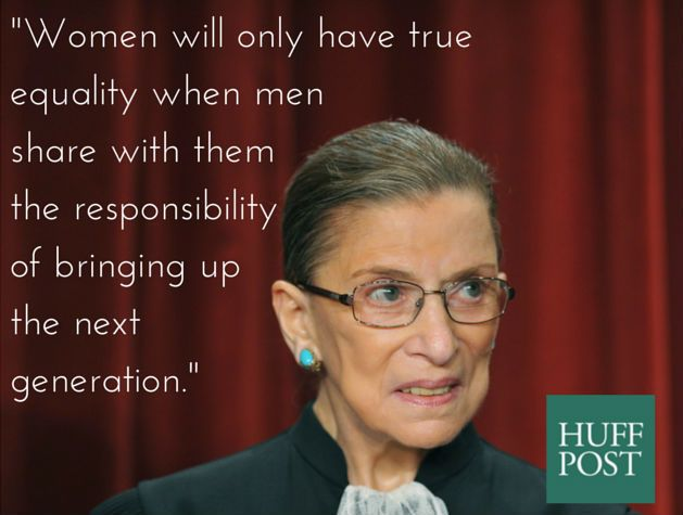 Happy Birthday, Ruth Bader Ginsberg | Ruth bader ginsburg quotes, Badass women, Powerful women