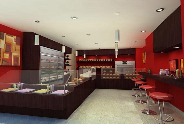 Diseño de cafeterías y restaurantes