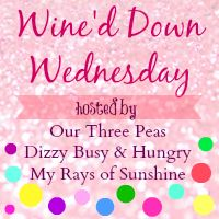 Giveaway and Link Party!!  Come link up at Wine'd Down Wednesday and enter to win a $75 gift card to Total Wine!