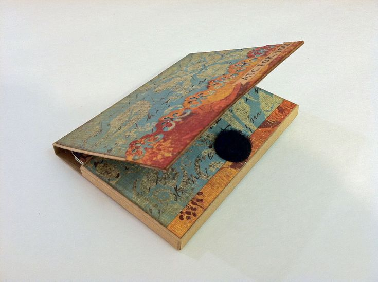 "You put a lot of effort into making an Artist Trading Card (ATC). Here's a wonderful way to present your little work of art! This box sleeve measures 3-3/4"" ..."