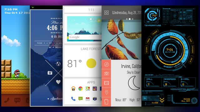 The Best Themer Themes to Refresh and Customize Your Android Phone