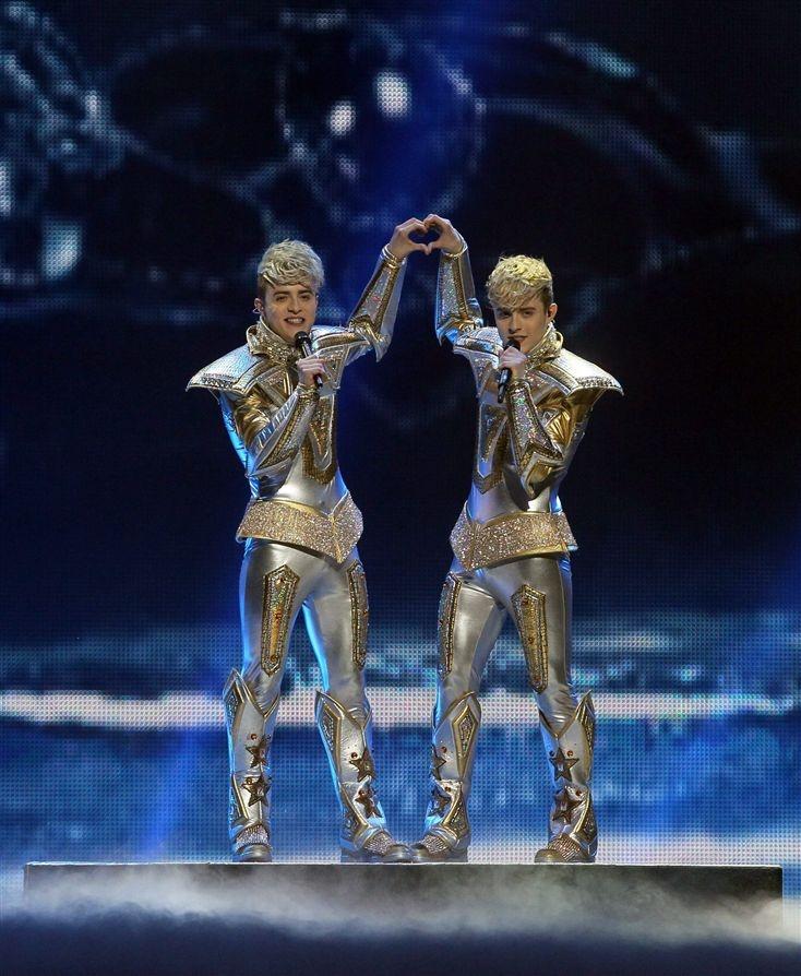 JEDWARD (Ireland) Eurovision 2012