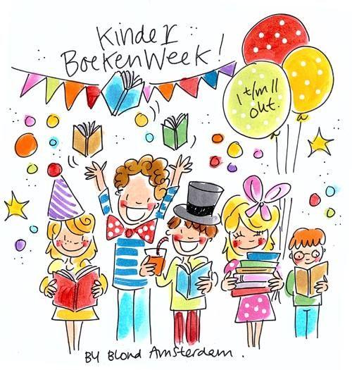 Kinderboekenweek by Blond-Amsterdam