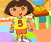 Dora Wardrobe Dress Up Games