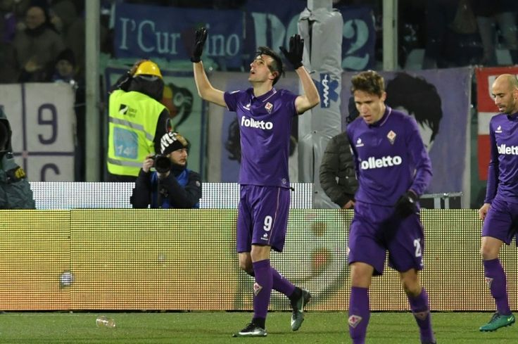 Italian title race not over says beaten Juve boss   Milan (AFP)  The Serie A title race is far from over Juventus coach Massimiliano Allegri warned after a first-half opener by Chinese Super League target Nikola Kalinic paved the way for Fiorentinas shock 2-1 defeat of the champions.  Juventus travelled to Florence looking for their fifth consecutive win since suffering a shock 3-1 loss at Genoa at the end of November.  But not for the first time this season the Turin giants were exposed by…