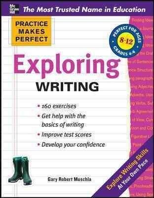 Exploring Writing: Grades 4-6