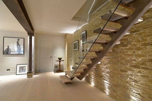 Best Oak Staircases With Glass Balustrade Dengan Gambar 400 x 300