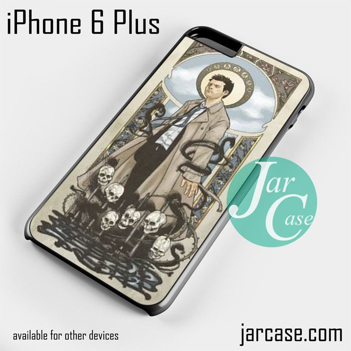 Art nouveau SUPERNATURAL Phone case for iPhone 6 Plus and other iPhone devices