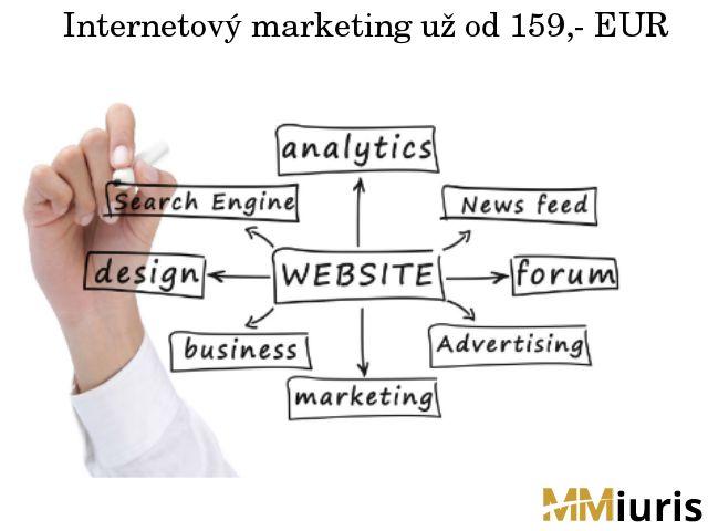 Premýšľate, prečo moja firma rast je konštantná a chcú okamžité marketingové stratégie transformácie. Mmiuris je najlepší #internetový #marketing služby na #slovensko. Internetový marketing už od 159,- EUR.