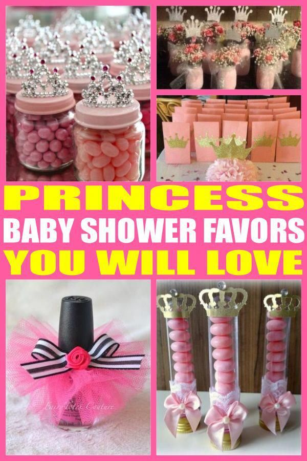 Princess Baby Shower Favors The Best Baby Shower Favor Ideas For