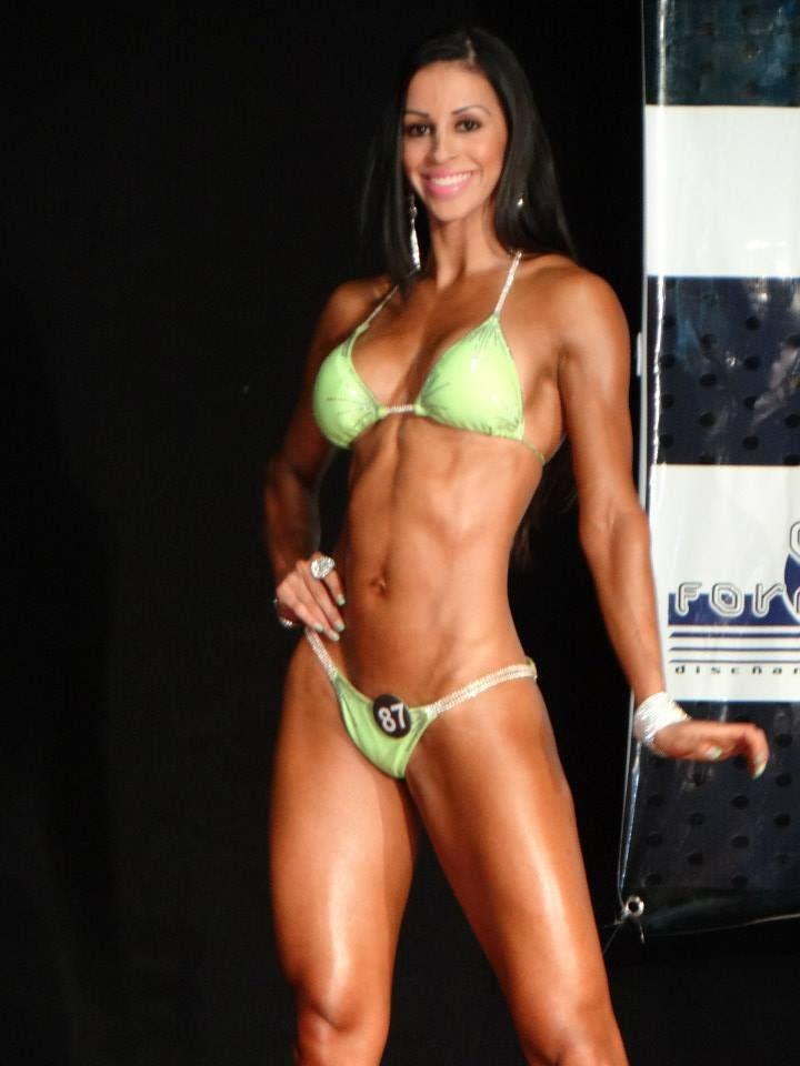 Eleana Colasacco | Venezuelan Fitness and Bikini Girls ...