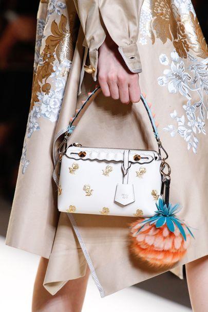 Fendi Spring/Summer 2017 Ready To Wear Details | British Vogue