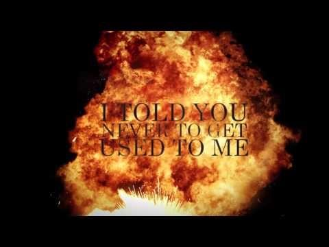 Leona Lewis - Lyric Video | Trouble feat. Childish Gambino