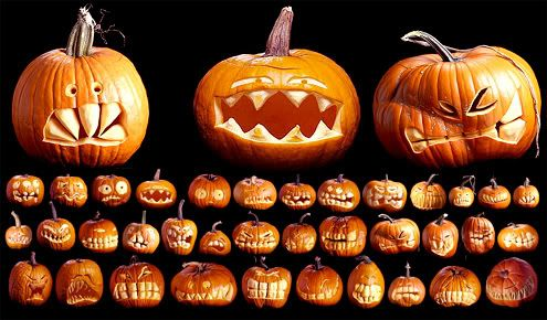 Scary! #Halloween #Pumpkin