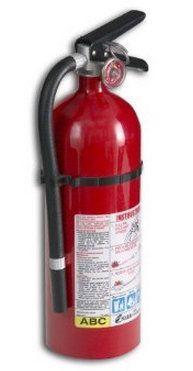 Kidde Fire Extinguisher Class ABC Only $31.91 Shipped (reg. $108)