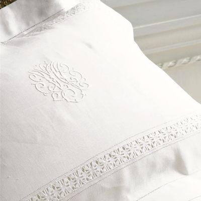 Gabrielle Linen Pillowcases - Cologne & Cotton