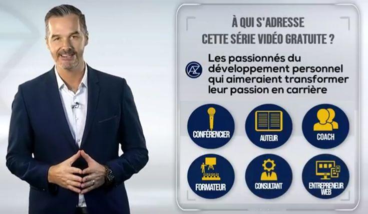 Transformez votre passion en vrai métier : 4 vidéos gratuites ! https://wownow.isrefer.com/go/AZ18/valeriep32 Une carrière de rêve dans le confort de votre maison (rêve ou réalité ?)… Vous voulez devenir coach, auteur, formateur, conférencier, consultant, infopreneur, cette série de vidéos est faite pour vous ! Go… #coach #auteur #formateur #conferencier #consultant #infopreneur #academiezerolimite #azl2018