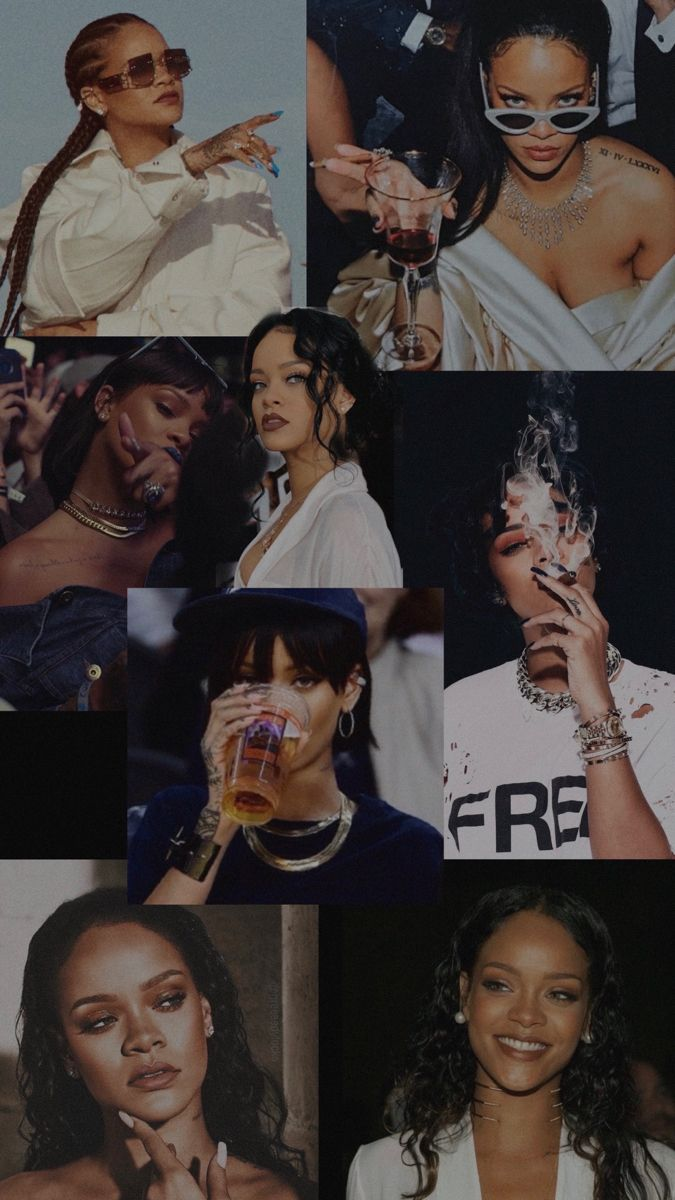 Rihanna Wallpaper Bad Girl Wallpaper Rihanna Bad Girl Aesthetic