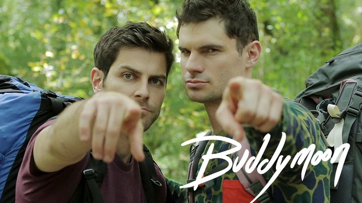 BUDDYMOON OFFICIAL TRAILER! f. Flula Borg & David Giuntoli